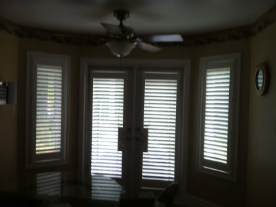 Shutters Side And French Doors